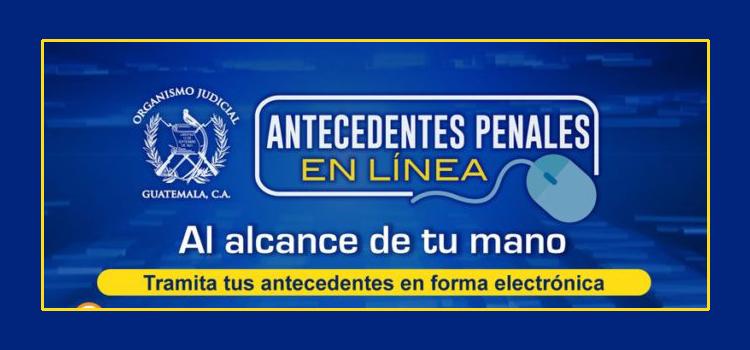DESCARGAR ANTECEDENTES JUDICIALES GUATEMALA